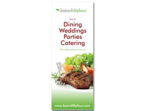 Bistrofiftyfour Pull-up banner