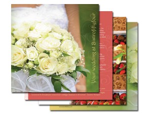 Bistrofiftyfour Wedding Brochure