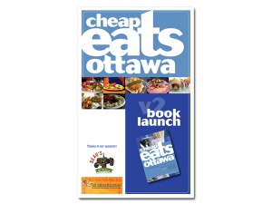 Cheap Eats Ottawa Poster