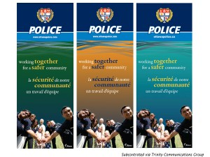 Ottawa Police Services Pull-up Banners