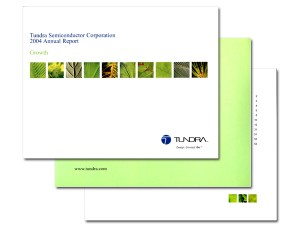 Tundra Annual Report