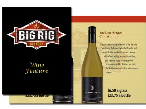 Big Rig Wine Feature