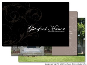Glasford Manor Brochure
