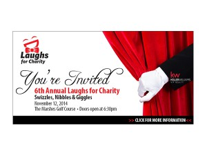 Keller Williams 6th Annual Laughs for Charity
