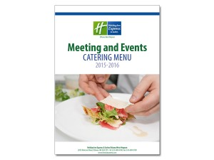 Holiday Inn Bells Corners Catering Menu