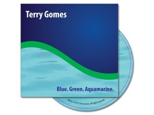 Terry Gomes CD and CD Cover